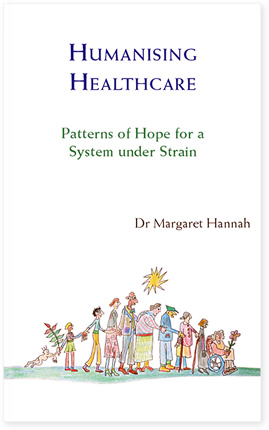 Humanising healthcare book